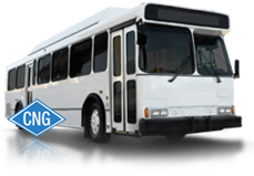 Featured Product - CNG Buses for sale