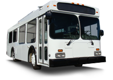 30ft New Flyer low floor buses for lease