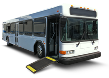 Gillig low floor buses for lease