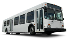 low floor buses for lease