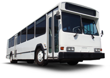 High floor buses for lease
