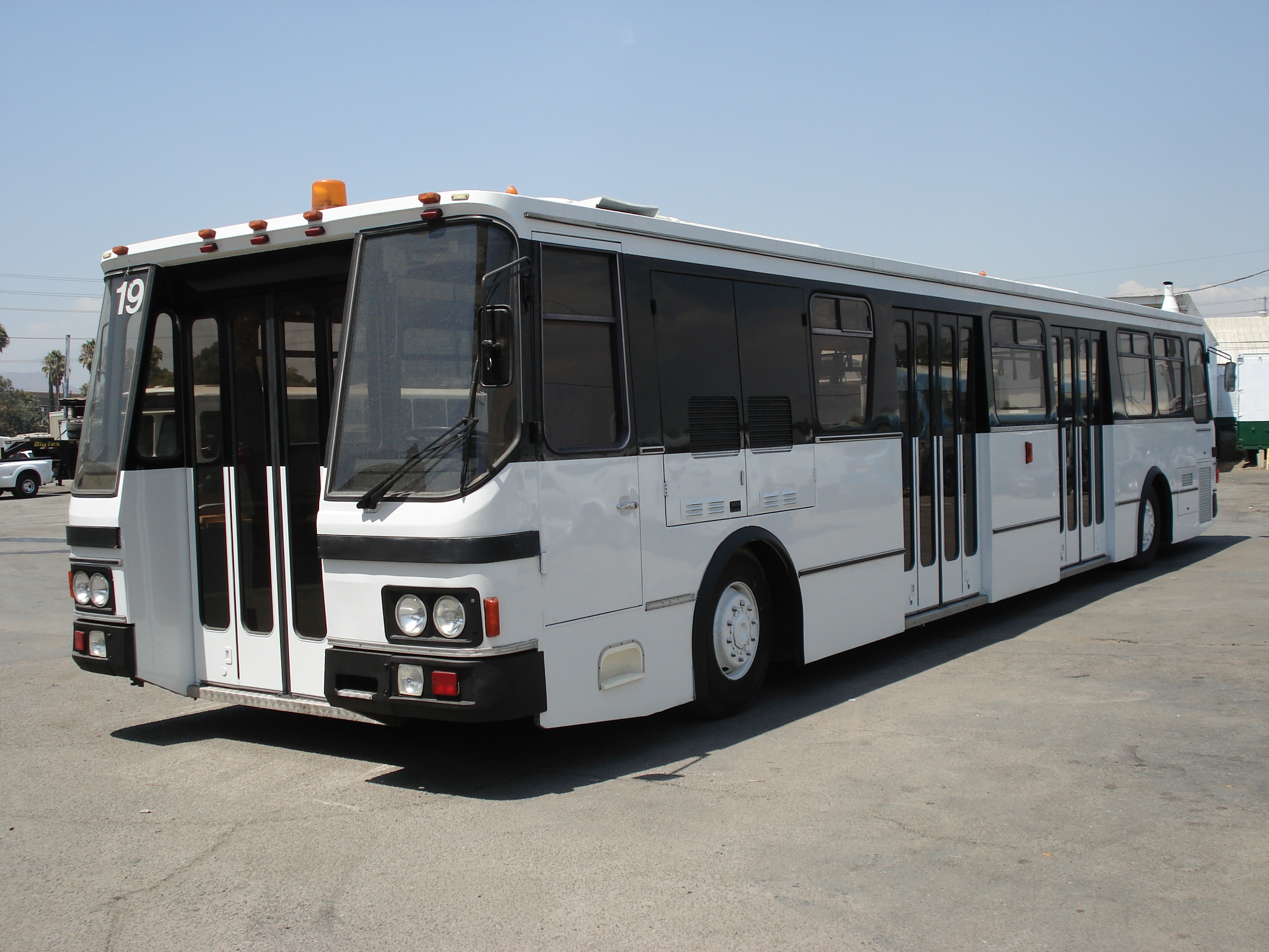 GRAF u0026 STIF (1991) with 1 in stock - Used Buses for Sale at Transit Sales International