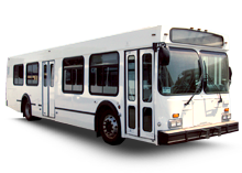 35ft New Flyer low floor buses for lease
