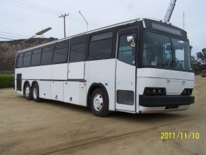 40ft Neoplan Metroliner High Floor