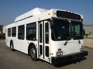 30ft New Flyer Low Floor CNG