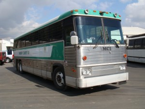 Prison Transport Bus (Detainee Bus) – MC-9