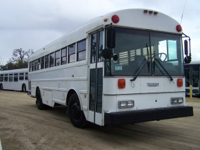 Prison Transport Bus (Detainee Bus)-Thomas