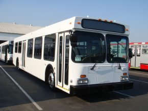 40ft New Flyer D40LF
