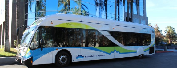 CCW has Completed Rebranding Project for Foothill Transit