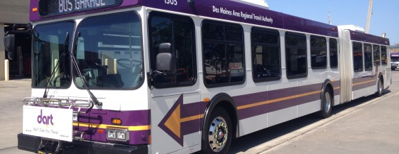 Complete Coach Works Finalizes Contract to Rehab Buses for DART