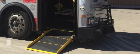 CCW Finalizes Installation of Ramps on SF Muni buses