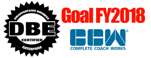 Complete Coach Works DBE Goal FY2018