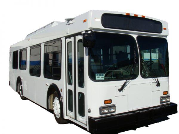 30 ft Low Floor Transit Buses