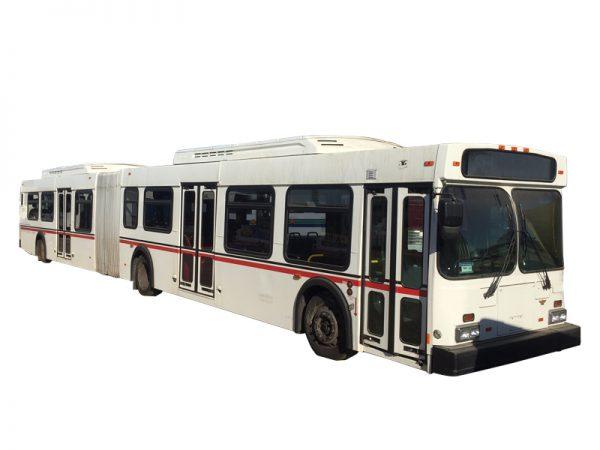 60 ft Low Floor Transit Buses