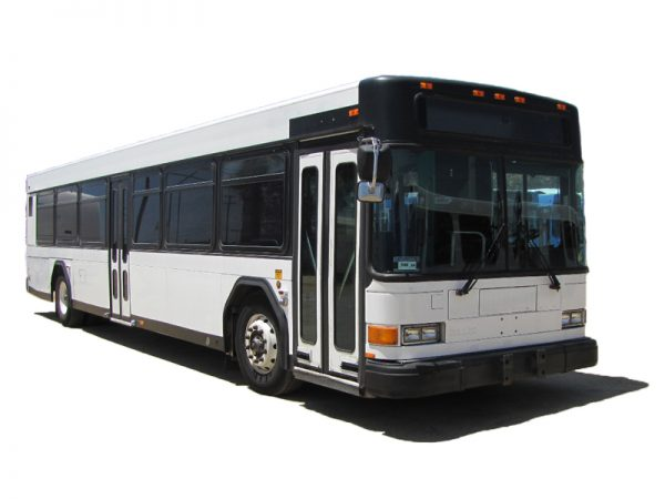 40 ft Low Floor Transit Buses