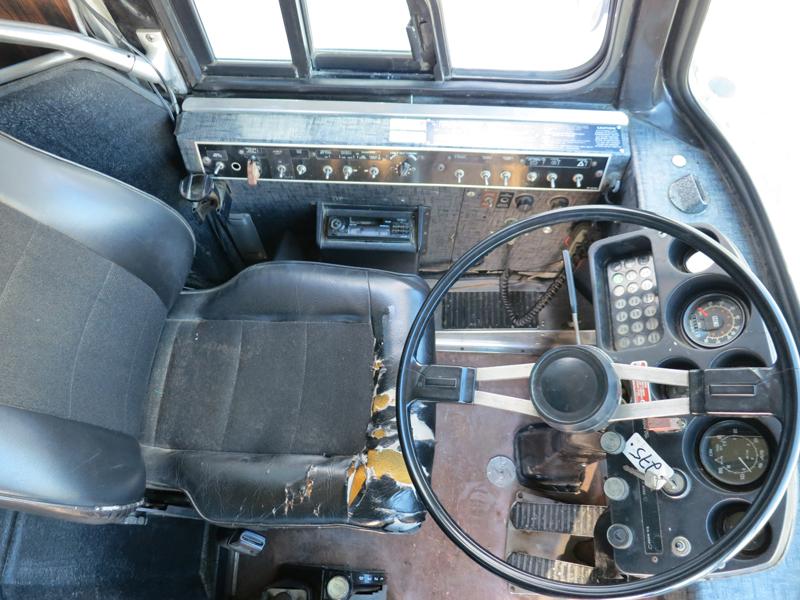 45ft Mci Mc 9 1981 Prison Bus Transit Sales International