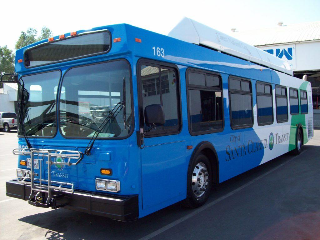 Santa Clarita Transit