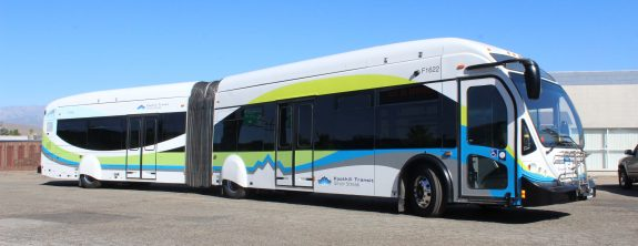 Complete Coach Works Completes Foothill Transit's Rehab and Repaint Project