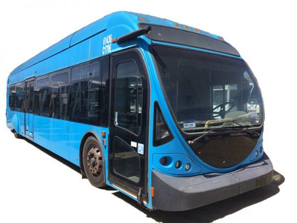 42 ft Low Floor Transit Buses